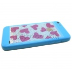 1 stickers fantaisie coeurs roses